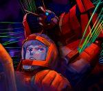 bad_id cosmo_yuki densetsu_kyojin_ideon ideon male mecha mots pilot_suit solo space space_runaway_ideon