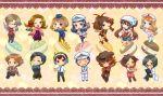 6+boys 6+girls baker black_hair blonde_hair blue_(pokemon) blush_stickers brown_hair calme_(pokemon) chibi cosplay cow_girl cowboy doctor double_bun gold_(pokemon) haruka_(pokemon) headset hikari_(pokemon) irouha japanese_clothes kimono kotone_(pokemon) kouki_(pokemon) kyouhei_(pokemon) long_hair mei_(pokemon) multiple_boys multiple_girls nurse pilot pokemon pokemon_(game) pokemon_bw pokemon_bw2 pokemon_dppt pokemon_frlg pokemon_hgss pokemon_rse pokemon_xy police police_uniform red_(pokemon) serena_(pokemon) short_hair stewardess touko_(pokemon) touya_(pokemon) twintails uniform western yuuki_(pokemon)
