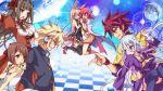 crossover no_game_no_life nora-toro shiro_(no_game_no_life) sora_(no_game_no_life) stephanie_dora