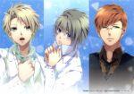 blue_eyes grey_hair kakeru_yuiga masamune_tooya norn9 senri_ichinose teita