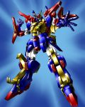 gundam gundam_build_fighters gundam_build_fighters_try gundam_tryon_3 highres yu_(artist)