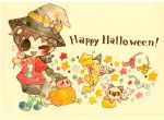 >_< 3boys ;p animal_crossing animal_ears bandages basket blush blush_stickers brown_eyes brown_hair candy cat_ears cat_tail chibi costume doubutsu_no_mori drooling english fake_animal_ears fake_tail halloween hat hat_ribbon hoshi_no_kirby kirby kirby_(series) lollipop mask meta_knight multiple_boys nintendo one_eye_closed pikachu pikmin pikmin_(creature) pokemon pokemon_(creature) pudding ribbon short_hair star super_smash_bros. super_smash_bros_for_wii_u_and_3ds tail tongue tongue_out villager_(doubutsu_no_mori) wings winking witch_hat yellow_eyes yukichi_0611