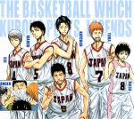 aida_kagetora aida_riko araki_masako black_hair brown_hair dual_persona harasawa_katsunori highres japan kuroko_no_basuke long_hair nakatani_masaaki shirogane_eiji short_hair sportswear takeuchi_genta younger
