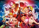 abel_(street_fighter) cammy_white capcom chun-li cody_travers crimson_viper dudley elena_(street_fighter) fei_long gen_(street_fighter) guile han_juri hugo_andore ibuki_(street_fighter) kasugano_sakura ken_masters mori_toshiaki retsu rose_(street_fighter) rufus_(street_fighter) ryuu_(street_fighter) street_fighter vega