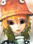 blonde_hair cong1991 eyes hat highres moriya_suwako red_eyes touhou