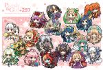 6+girls ahoge animal_ears aqua_eyes archangel_metatron_(p&d) armor athena_(p&d) bastet_(p&d) black_hair blonde_hair blue_eyes blush box braid brown_hair cat_ears chibi china_dress chinese_clothes dark_angel_metatron_(p&d) double_bun dress echidna_(p&d) green_eyes green_hair hair_over_one_eye hair_rings haku_(p&d) halo headdress helmet hera_(p&d) horns isis_(p&d) karin_(p&d) leiran_(p&d) lilith_(p&d) long_hair meimei_(p&d) multiple_girls multiple_wings orange_hair pandora_(p&d) parvati_(p&d) persephone_(p&d) ponytail purple_dress purple_hair puzzle_&_dragons red_dragon_caller_sonia red_eyes redhead reina_(black_spider) sakuya_(p&d) shield short_hair shynee_(p&d) silver_hair snake sword tail tan tiara tiger twin_braids valkyrie_(p&d) violet_eyes weapon white_hair wings yellow_eyes yomi_(p&d)