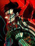 artist_request hitoshura kumo_nokai male red_eyes shin_megami_tensei shin_megami_tensei_iii:_nocturne shin_megami_tensei_nocturne solo