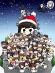 >_< >_o 6+girls :3 :d ;d ^_^ ahoge akatsuki_(kantai_collection) akebono_(kantai_collection) akigumo_(kantai_collection) akizuki_(kantai_collection) amatsukaze_(kantai_collection) arare_(kantai_collection) arashio_(kantai_collection) asagumo_(kantai_collection) asashio_(kantai_collection) ayanami_(kantai_collection) bell bow braid bunny_hair_ornament chibi chou-10cm-hou-chan christmas closed_eyes crescent_hair_ornament destroyer_hime double_bun everyone fubuki_(kantai_collection) fumizuki_(kantai_collection) ha-class_destroyer hair_bow hair_ornament hair_ribbon hairband hairclip hamakaze_(kantai_collection) hamu_koutarou harusame_(kantai_collection) hat hatsuharu_(kantai_collection) hatsukaze_(kantai_collection) hatsushimo_(kantai_collection) hatsuyuki_(kantai_collection) hayashimo_(kantai_collection) headgear hibiki_(kantai_collection) highres i-class_destroyer ikazuchi_(kantai_collection) inazuma_(kantai_collection) isokaze_(kantai_collection) isonami_(kantai_collection) kagerou_(kantai_collection) kantai_collection kasumi_(kantai_collection) kikuzuki_(kantai_collection) kisaragi_(kantai_collection) kiyoshimo_(kantai_collection) kuroshio_(kantai_collection) long_hair maikaze_(kantai_collection) makigumo_(kantai_collection) michishio_(kantai_collection) mikazuki_(kantai_collection) miyuki_(kantai_collection) mochizuki_(kantai_collection) multiple_girls murakumo_(kantai_collection) murasame_(kantai_collection) mutsuki_(kantai_collection) naganami_(kantai_collection) nagatsuki_(kantai_collection) navel nenohi_(kantai_collection) ni-class_destroyer nowaki_(kantai_collection) o_o oboro_(kantai_collection) one_eye_closed ooshio_(kantai_collection) open_mouth ponytail rensouhou-chan rensouhou-kun ribbon ro-class_destroyer samidare_(kantai_collection) santa_hat satsuki_(kantai_collection) sazanami_(kantai_collection) school_uniform serafuku shigure_(kantai_collection) shikinami_(kantai_collection) shimakaze_(kantai_collection) shinkaisei-kan shiranui_(kantai_collection) sh
