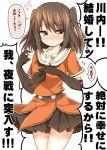 blush confession kantai_collection pov sendai_(kantai_collection) tagme translation_request tsukudani_norio