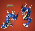bionicle gyarados hero_factory lego no_humans pokemon pokemon_(creature)