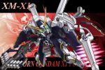 beam_rifle beam_saber crossbone_gundam_x-1_full_cloth energy_gun gundam gundam_build_fighters gundam_build_fighters_try memento_vivi sd_gundam