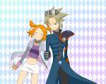 leo_(pokemon) mirei_(pokemon) pokemon pokemon_(game) pokemon_colosseum