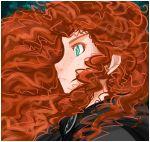 brave curly_hair disney drew_winchester green_eyes hair merida pixar scotland skydrew tagme