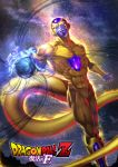 1boy absurdres alien dragon_ball dragon_ball_z ezedin frieza golden_frieza highres solo tail