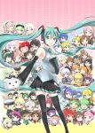 6+boys 6+girls ahoge animal_ears animal_on_head anon_(vocaloid) aoki_lapis apple_inc. aqua_eyes aqua_hair avanna bandage_over_one_eye beret big_al black_hair black_legwear blonde_hair blue_eyes boots bow brother_and_sister brown_eyes brown_hair bruno_(vocaloid) cat_ears character_request chibi chika_(vocaloid) clara_(vocaloid) crown cul dark_skin detached_sleeves double_bun earmuffs earrings everyone flower_(vocaloid) galaco glasses goggles goggles_on_head green_eyes green_hair grey_eyes gumi hair_bow hair_ornament hair_ribbon hairclip hat hatsune_miku headphones headset highres hiyama_kiyoteru ia_(vocaloid) jewelry kaai_yuki kagamine_len kagamine_rin kaito kamui_gakupo kanon_(vocaloid) kasane_teto kikuchi_mataha kokone_(vocaloid) kyo_(vocaloid) lily_(vocaloid) long_hair looking_at_viewer luo_tianyi macintosh macloid macne_nana maika_(vocaloid) mayu_(vocaloid) megurine_luka meiko merli_(vocaloid) mew_(vocaloid) microphone momone_momo multicolored_hair multiple_boys multiple_girls namine_ritsu necktie nekomura_iroha oliver_(vocaloid) one_eye_closed pink_eyes pink_hair pleated_skirt ponytail prima purple_hair rana_(vocaloid) red_eyes redhead ribbon ryuuto_(vocaloid) seeu sekka_yufu sf-a2_miki short_hair siblings skirt sleeveless smile sonika sweet_ann tagme thigh-highs thigh_boots tone_rion tonio touhoku_zunko twintails utane_uta utatane_piko utau very_long_hair vocaloid wil_(vocaloid) xin_hua yanhe yohioloid yuu_(vocaloid) yuzuki_yukari zettai_ryouiki zola_project