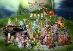 6+boys 6+girls a_link_between_worlds aryll cia_(zelda_musou) drum fi flute four_swords ganondorf ghirahim gong guitar harp highres hylia impa instrument lana_(zelda_musou) link majora's_mask medli midna midna_(true) multiple_boys multiple_girls multiple_persona navi ocarina ocarina_of_time orchestra pantyhose piano playing_instrument princess_hilda princess_ruto princess_zelda ravio saria sheik singing skull_kid skyward_sword tetra the_legend_of_zelda tingle toon_link triangle_(instrument) trombone trumpet twilight_princess violin wasabi_(legemd) wind_waker xylophone young_link zant zelda_musou
