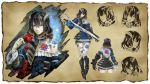 bloodstained:_ritual_of_the_night highres miriam_(bloodstained) tagme