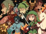 aogiri_(pokemon) aogiri_(pokemon)_(remake) cosplay crossover darunia darunia_(cosplay) ganondorf ganondorf_(cosplay) golem_(pokemon) haruka_(pokemon) impa impa_(cosplay) instrument link link_(cosplay) lucia_(pokemon) matsubusa_(pokemon) matsubusa_(pokemon)_(remake) mikuri_(pokemon) mitsuru_(pokemon) nabooru nabooru_(cosplay) navi noctowl ocarina ocarina_of_time odamaki_(pokemon) parody pointy_ears pokemon pokemon_(creature) pokemon_(game) pokemon_oras princess_ruto princess_ruto_(cosplay) princess_zelda princess_zelda_(cosplay) rapidash rauru rauru_(cosplay) saria saria_(cosplay) signature sparkle ssalbulre the_legend_of_zelda tsuwabuki_daigo yuuki_(pokemon) zora