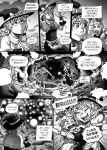 comic flying hakurei_reimu kirisame_marisa ragathol shanghai_doll sweater touhou translation_request