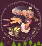1girl beautifly claydol haruka_(pokemon) highres nabeko pokemon pokemon_(creature) pokemon_(game) pokemon_rse