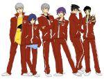 atlus crossover devil_summoner digital_devil_saga everyone fukukichi hitoshura kuzunoha_raidou male megami_ibunroku_devil_survivor narukami_yuu persona persona_1 persona_3 persona_4 platypus protagonist_(devil_survivor) serph seta_souji shin_megami_tensei_iii:_nocturne shin_megami_tensei_nocturne toudou_naoya track_suit