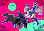artist_name blonde female hellsing integra_hellsing long_hair megane potential_duplicate seras_victoria text toshimichi_yukari twintails