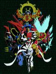 binary claws digimon digimon_adventure digimon_adventure_02 digimon_frontier digimon_savers digimon_tamers dukemon dukemon_crimson_mode epic imperialdramon imperialdramon_fighter_mode monster omegamon shinegreymon susanoomon wings yamari