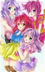 apple_bloom commentary diamond_tiara kiriche my_little_pony my_little_pony_friendship_is_magic scootaloo sweetie_belle