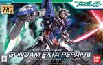 bandai box_art energy_sword exia exia_repair_ii gundam gundam_00 mecha morishita_naochika no_humans solo sword weapon