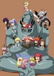6+girls :o ^_^ ahoge alphonse_elric animal_ears annotated antenna_hair armband armor bleach blonde_hair blue_hair bokusatsu_tenshi_dokuro-chan braid breast_envy brown_hair cat_ears chibi closed_eyes crossed_legs crossover dokkoida duplicate edelweiss_(dokkoida) flying freckles frills fullmetal_alchemist gintama glowing glowing_eyes grey_hair gundam gundam_00 hair_ornament hair_ribbon halo hayate_no_gotoku! headband helmet hoihoi-san holding hoppege horns ichigeki_sacchuu!!_hoihoi-san idolmaster indian_style kagura_(gintama) kamyu kneeling kooh kugimiya_rie kurotsuchi_nemu long_hair louise_francoise_le_blanc_de_la_valliere mace magami_megumi maid_headdress mihashigo_sabato military military_uniform mimi_(mnemosyne) minase_iori minigirl mnemosyne multiple_girls musical_note name_characters nena_trinity o_o only_you_recross orange_hair pangya pink_hair pita_ten pointer ponytail red_hair redhead ribbon rizel rizelmine sanzen'in_nagi sanzenin_nagi school_uniform seiyuu_connection seiyuu_joke shakugan_no_shana shana silver_hair sitting skirt staff star sweatdrop tiara twintails uematsu_koboshi uniform utawareru_mono utawarerumono v wand weapon wings wink zero_no_tsukaima