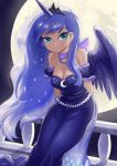 amy30535 commentary_request luna_(my_little_pony) my_little_pony wings