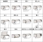 bad_id chart expressions no_humans parody recurring_image still_life toilet_paper translated undo