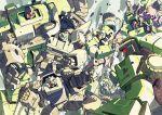 autobot bonecrusher borezet constructicon decepticon fighting gun hook jazz_(transformers) long_haul mixmaster scavenger_(transformers) scrapper tracks_(transformers) transformers weapon