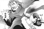 art_of_fighting bald beard blood fatal_fury kof moustache mr_big purple_hair snk sunglasses wolfgang_krauser