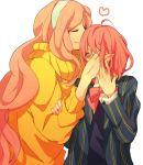 gomi_chiri nanami_haruka red_hair tsukimiya_ringo uta_no_prince-sama yellow_eyes
