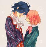 gomi_chiri ichinose_tokiya nanami_haruka red_hair uta_no_prince-sama yellow_eyes