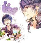 akito_shukuri norn9 pixiv_id_1551856 purple_eyes purple_hair shiranui_nanami