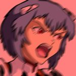 >:o 4chan :o angry ayanami_rei blue_hair meme neon_genesis_evangelion open_mouth plugsuit screaming shaking short_hair