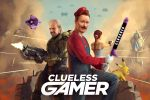 aaron_bleyaert armor astor_alexander backpack bag bar_censor brown_eyes brown_hair censored clueless_gamer conan_o'brien copyright_name crossover destiny_(game) dildo dragon facial_hair firing gears_of_war geralt_of_rivia_(cosplay) gloves gun halo_(game) handgun hat highres lara_croft mario_(cosplay) mario_(series) master_chief_(cosplay) mosaic_censoring multiple_crossover mustache overalls parody pikachu pistol pokemon pokemon_(creature) real_life realistic rifle scar scar_across_eye silver_hair space_invaders starcraft the_elder_scrolls the_elder_scrolls_v:_skyrim the_witcher_3 tomb_raider weapon white_gloves