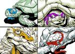 donatello leonardo lowres michelangelo parody raphael realistic teenage_mutant_ninja_turtles turtle