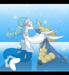pokemon pokemon_(game) pokemon_sm primarina samurott