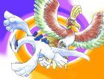 aogaeru ho-oh lugia no_humans pokemon pokemon_(game) pokemon_gsc