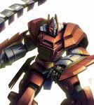 galient kikou-kai_galient mecha no_humans taedu weapon