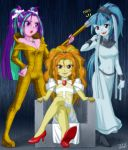 3girls adagio_dazzle aria_blaze multiple_girls my_little_pony my_little_pony_equestria_girls my_little_pony_friendship_is_magic personification sonata_dusk tagme uotapo vampire