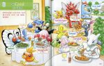arrow blastoise book bread butterfree croconaw curry food hot_dog mewtwo mr._mime mudkip official_art omelet open_mouth pikachu pizza pokemon rice_ball salad scizor sneasel spaghetti tagme torchic treecko