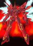 abcnoa embers highres mecha no_humans robot solo weltall-id wings xenogears