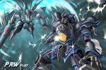 dorasu mecha no_humans original pixiv_robot_wars tagme
