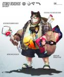 1boy absurdres animal_ears ass backpack badge bag belly belt_pouch black_hair black_shorts bubblegum button_badge camera cat_ears character_name character_print checkered checkered_skirt commentary crane_game d.va_(overwatch) dakimakura dakimakura_(object) english facial_mark fake_animal_ears glasses gradient gradient_background grey_background headband highres holding holding_panties logo monori_rogue navel otaku overwatch panties pillow poster_(object) roadhog_(overwatch) sandals shadow shirt short_hair shorts simple_background skirt solo striped striped_panties surgical_mask t-shirt tracer_(overwatch) typo underwear watch watch whisker_markings white_background white_legwear