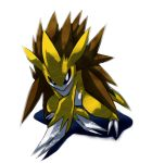 artist_request claws no_humans pokemon sandslash solo