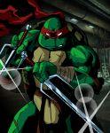 80s 90s glint mirage_studio oldschool raphael sai_(weapon) scar teenage_mutant_ninja_turtles weapon